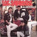 Los Sabrosos Del Merengue - Sin Fronteras CD Cover Art