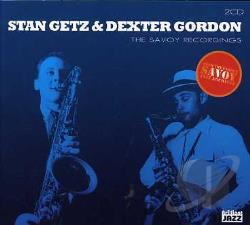 Getz, Stan / Gordon, Dexter - Savoy Recordings CD Cover Art