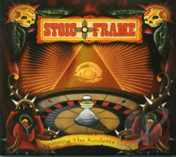 Stoic Frame - Spinning the Roulette God CD Cover Art