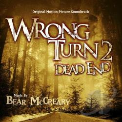 Mccreary, Bear - Wrong Turn 2: Dead End CD Cover Art