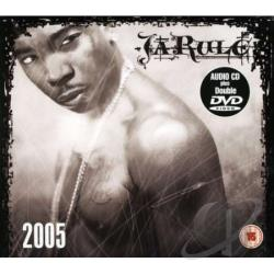 Ja Rule - 2005 CD Cover Art