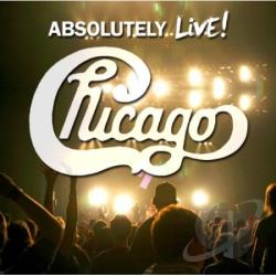 Chicago - Absolutely Live! CD Cover Art