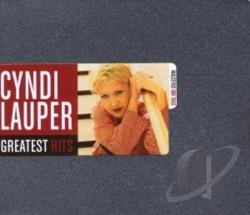 Lauper, Cyndi - Steel Box Collection: Greatest Hits CD Cover Art