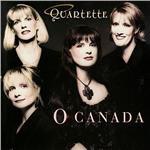 Quartette - O Canada CD Cover Art