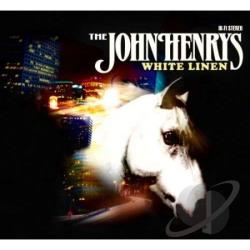 John Henry's - White Linen CD Cover Art