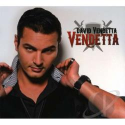 Vendetta, David - Vendetta CD Cover Art