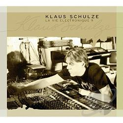 Schulze, Klaus - La Vie Electronique Vol. 9 CD Cover Art