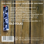 Brecker, Michael / Friesen, David / Garrett, Kenny / Scofield, John - Old Folks CD Cover Art