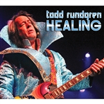 Rundgren, Todd - Healing CD Cover Art