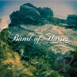 Band Of Horses - Mirage Rock CD Cover Art