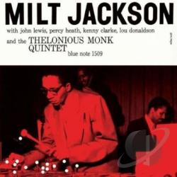 Jackson, Milt - Milt Jackson CD Cover Art