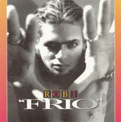 Rosa Robi - Frio CD Cover Art