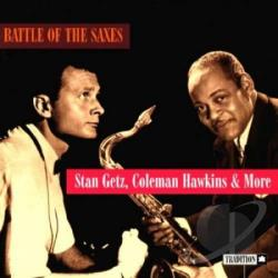 Getz, Stan - Battle of the Saxes CD Cover Art