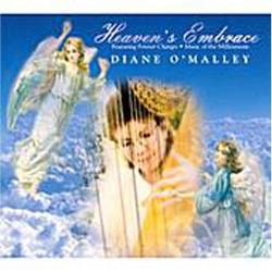 O'Malley, Diane - Heaven's Embrace CD Cover Art