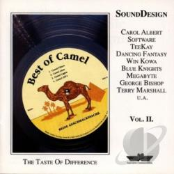 Sound Design 2 CD Cover Art