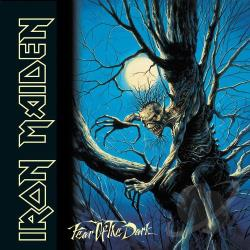 Iron Maiden - Fear of the Dark CD Cover Art