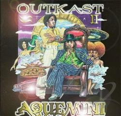 Outkast - Aquemini LP Cover Art