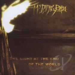 My Dying Bride - Light At The End Of The World CD Cover Art