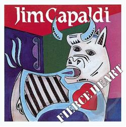 Capaldi, Jim - Fierce Heart CD Cover Art