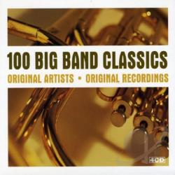100 Big Band Classics CD Cover Art