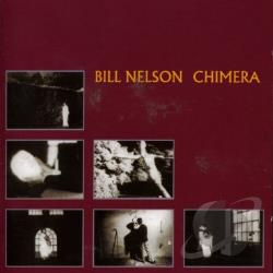Nelson, Bill - Chimera CD Cover Art