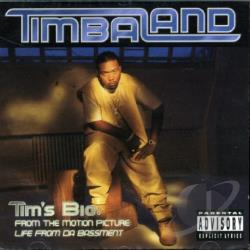 Timbaland - Tims Bio CD Cover Art