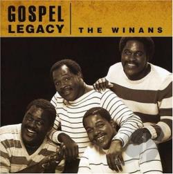 Winans - Gospel Legacy CD Cover Art