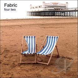 Fabric - Four Two CD Cover Art