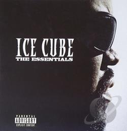 Ice Cube - Essentials CD Cover Art