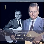 Bonfa, Luiz - Music of Brazil / The Guitar of Luiz Bonf�, Volume 1 / Recordings 1957 - 1958 DB Cover Art