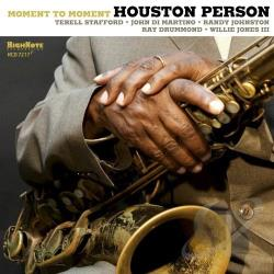 Person, Houston - Moment To Moment CD Cover Art