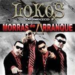 Lokos De Mexico - Morras De Arranque CD Cover Art
