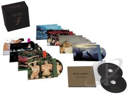 Roxy Music - Complete Studio Recordings CD Cover Art