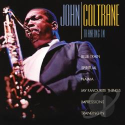 Coltrane, John - Traneing In CD Cover Art
