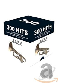 300 Hits: Jazz CD Cover Art