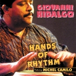 Hidalgo, Giovanni - Hands Of Rhythm CD Cover Art