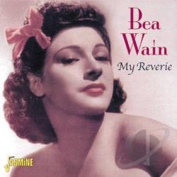 Wain, Bea - My Reverie CD Cover Art