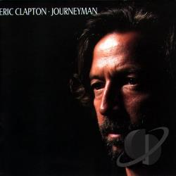Clapton, Eric - Journeyman CD Cover Art