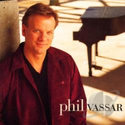 Vassar, Phil - Phil Vassar CD Cover Art