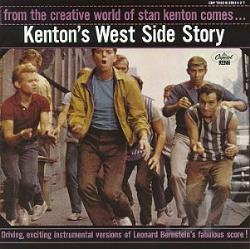 Kenton, Stan - West Side Story CD Cover Art
