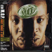 M.O.P. - First Family 4 Life CD Cover Art