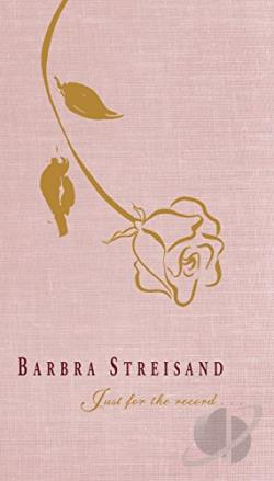 Streisand, Barbra - Just for the Record... CD Cover Art