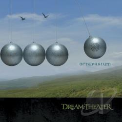 Dream Theater - Octavarium CD Cover Art
