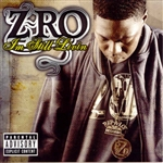 Z-Ro - I'm Still Living CD Cover Art