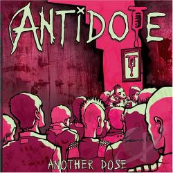 Antidote - Another Dose CD Cover Art