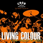 Living Colour - CBGB OMFUG Masters CD Cover Art