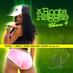 Roots Reggae 4 CD Cover Art