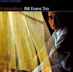 Evans, Bill / Evans, Bill (Trio) - Explorations SA Cover Art