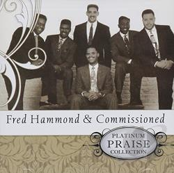 Hammond, Fred - Platinum Praise Collection CD Cover Art