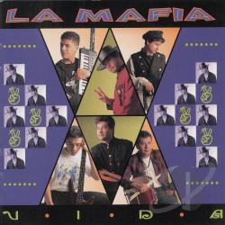 La Mafia - Vida CD Cover Art